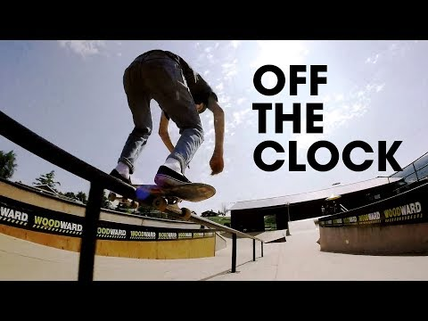 Off The Clock: Quinn Batley