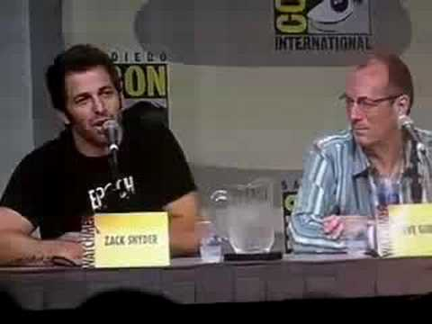 Watchmen Comic-Con Panel: PART THREE