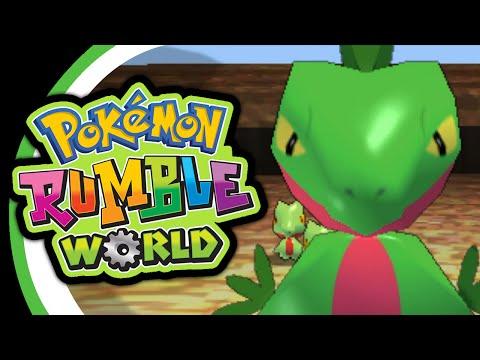 Pokemon Rumble World Legendaries Pokemon Rumble World Playlist