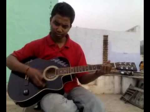 Tere Bin Jeena Nahin (Acoustic Guitar Cover) By Abhishek.mp4