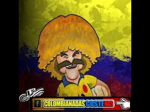Presentación De las colombianadas costeñas