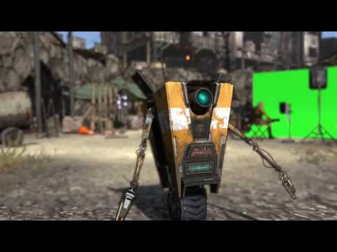 Borderlands: Claptrap Web Series ep. 1