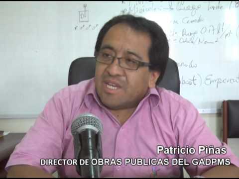 Gad Morona Santiago concluyo el asfaltado de la vía Huamboya Pablo Sexto