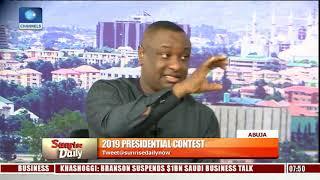 2019: Buhari, Atiku Campaign Spokespersons In Direct Criticism Of Flagbearers Pt.3  Sunrise Daily 