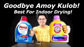 ENG Sub What Is High Efficiency HE Detergent? Persil Arm and Hammer Review Panasonic Automatic