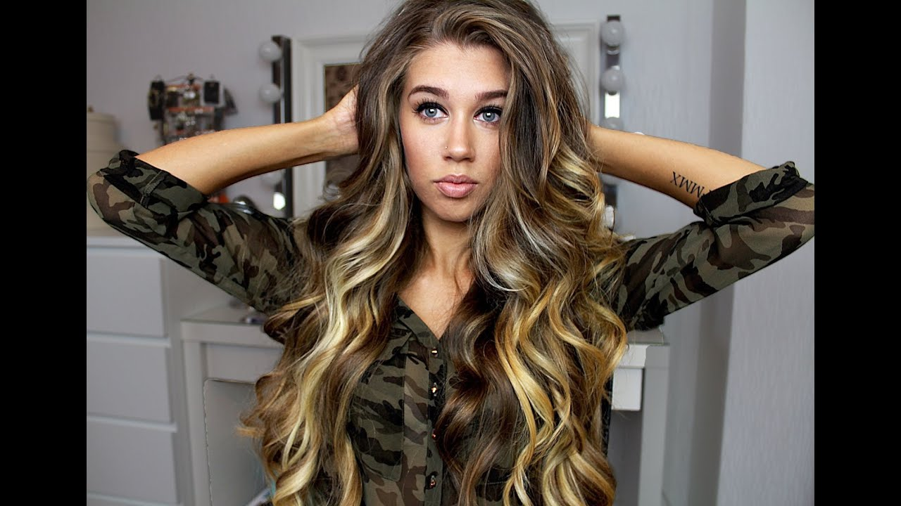 Big Curls Perm On Pinterest Perms Spiral Perms And Long ...