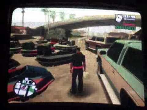 Video San Andreas PS2