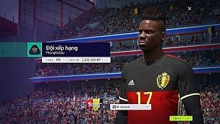 """FIFA ONLINE 4: XẾP HẠNG FO4 LẦN ĐẦU TIÊN VỚI """"CẬU BÉ HƯ """" Mario Balotelli NHD - Shoptaycam.com"""