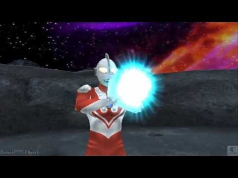 Ultraman All Star Chronicle - Extra 10 ★Play PSP