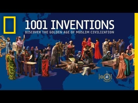 National Geographic Live! – Salim Al-Hassani: 1001 Inventions