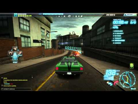 Una carrera Mas! (Need For Speed World)