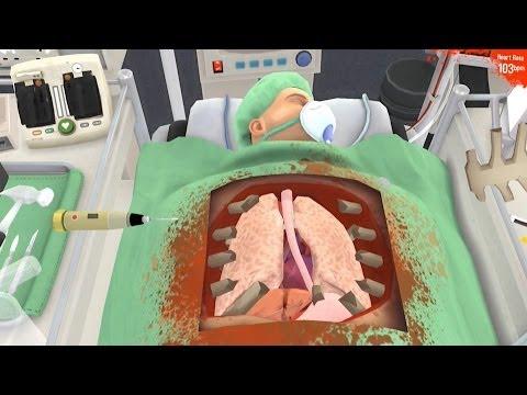 [iPad] Surgeon Simulator - Heart Transplant A++