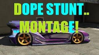 GTA 5 - DOPE STUNT MONTAGE!