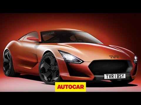 TVR reborn - first pictures, latest rumours - BREAKING NEWS