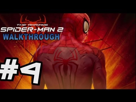 The Amazing Spider-Man 2 Walkthrough Part 4 Kraven likes NYC