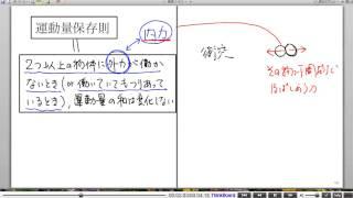 高校物理解説講義:「力積と運動量」講義7