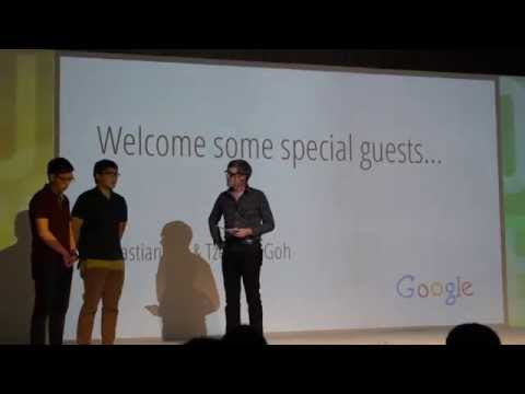 Recruiting, Training and Retaining Great Data Innovators in Google