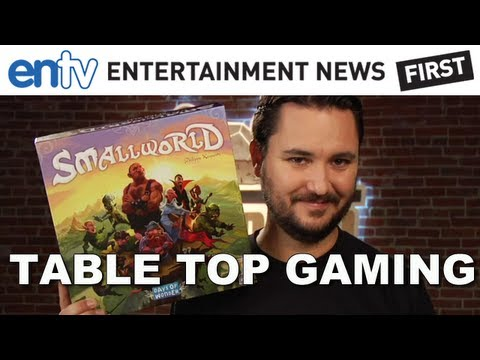 Felicia Day Table Top Gaming Interview: New Gaming Show With Wil Wheaton