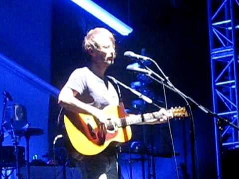 Thom Yorke - Give Up The Ghost @ Coachella 2010 Video