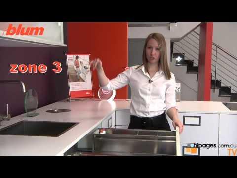 Alicia Draper from Blum Australia about Kitchen Design 新竹室內裝潢設計綠芯環保綠建材 - YouTube