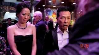 Kung Fu Jungle Red Carpet London Premiere 一個人的武林 甄子丹
