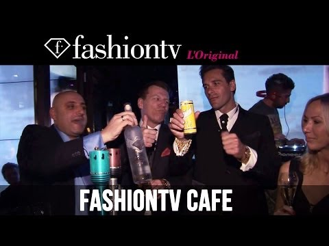 Michel Adam & Tom Sparkis Present Friday's Luxury Fever at FashionTV Cafe Vienna