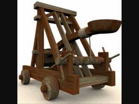 catapults to the extreme(science project) youtube