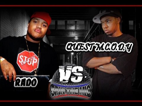 Spin The Mic 06 | Rado vs Quest Mcody Video