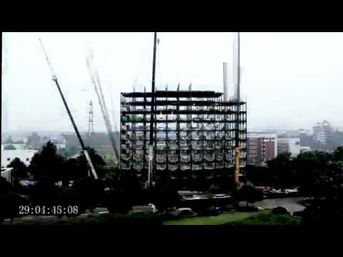 Как построить дом в 15 этажа
