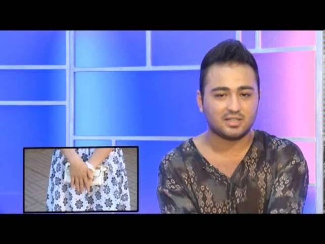Stilist Perviz Sharmda Duzgun geyinek rublikasi 1