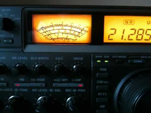 NH0J 5/7 IN WEST POLAND ON ICOM IC 775DSP
