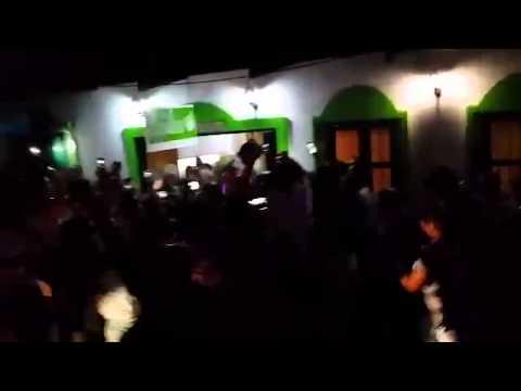 Roque Valero + Cacerolazo = Roque pierde el control