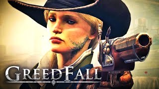 GreedFall - Official Release Date Announcement Trailer