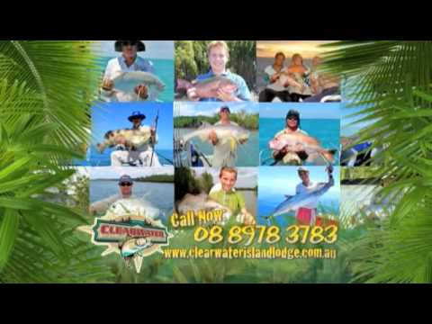 Clearwater Island Lodge Fishing Adventures Melville Island.wmv