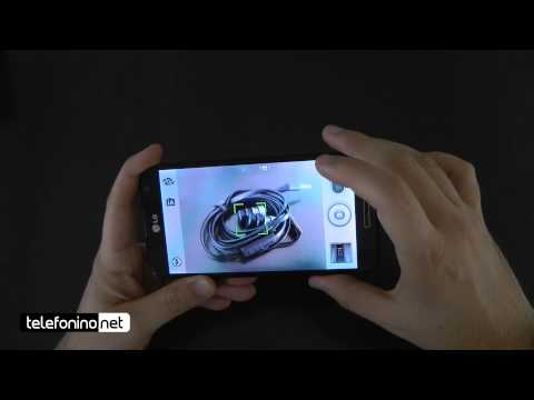 Lg optimus G pro videopreview da Telefonino.net