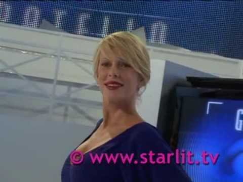 Alessia Marcuzzi svela il Grande Fratello 10!!! L'intervista by www.starlit.tv
