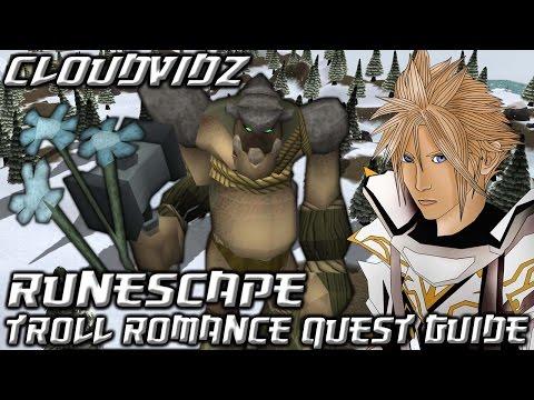 Runescape Troll Romance Quest Guide HD Review Thumbnail