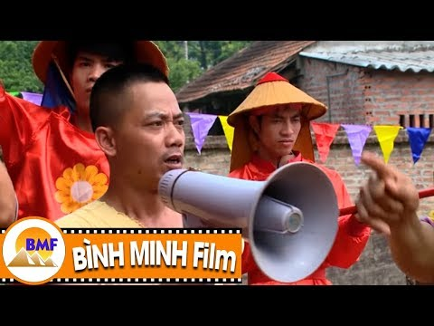 Hài Bình Trọng, Quang Tèo, Trung Hiếu Hay Nhất | Phim Hài Đại Gia Chân Đất Mới Nhất | phim hai moi nhat