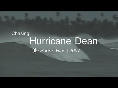 Category 5 Hurricane Dean effects in Puerto Rico - Huracán Dean [2007]