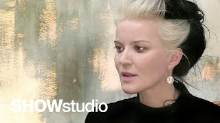 SHOWstudio: Isabella Blow: Fashion Galore! Interview: Daphne Guinness