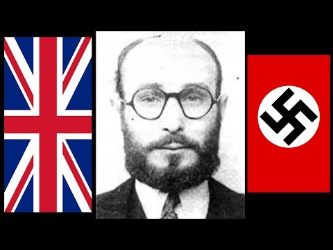 WWII Double Agent, Spy for the British and the Nazis