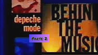 "DEPECHE MODE - BEHIND THE MUSIC -  ""MTV""(En  ESPAÑOL) Parte 2"