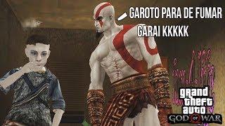 GTA GOD OF WAR MODS! KKKKKK