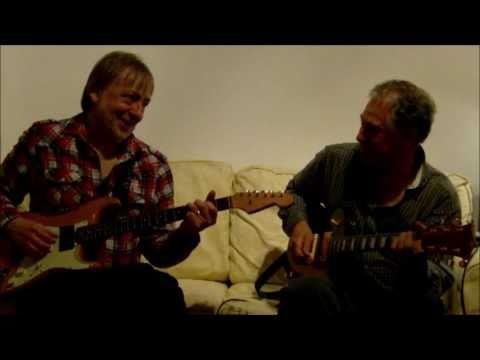 David Spinozza&Elliott Randall (aka Spin&Elz) on the couch - Part 1