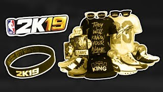 10 Things You Get When You Buy NBA 2K19 Anniversary Edition