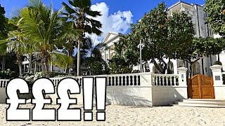 HOW MILLIONAIRES LIVE IN BARBADOS!!