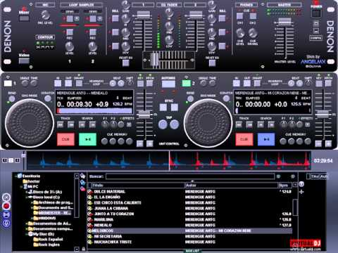 ROBIN DJ ) TECNOMERENGUE MIX MERENGUE VIEJITO MIX PARA BAILAR