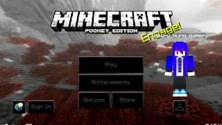 Minecraft pe 0.15.4 เทคเจอร์แพคpvp