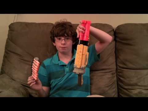 Nerf Gun Reviews Episode 9