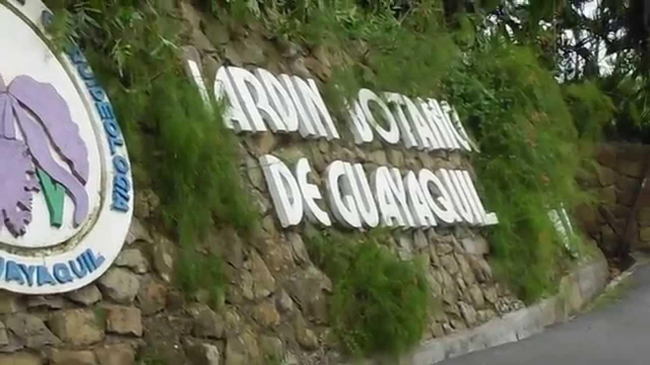 6 guayaquil es bello su jard n bot nico tambi n al 2014 for Jardin botanico horario
